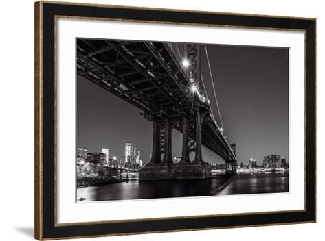Midnight Edge-Alan Copson-Framed Art Print