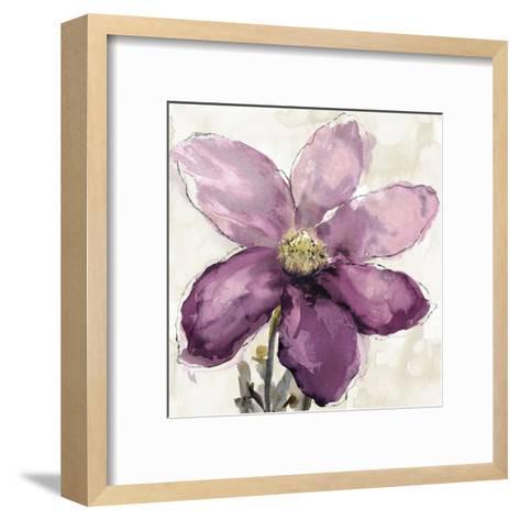 Floral Wash II-Tania Bello-Framed Art Print