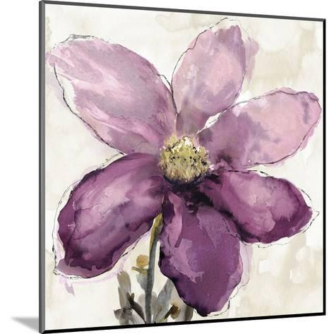 Floral Wash II-Tania Bello-Mounted Art Print