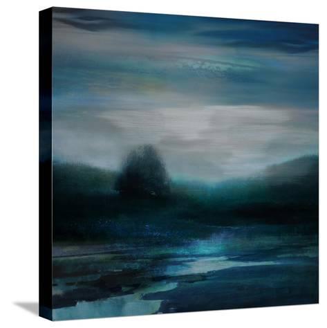 Cerulean Dawn II-Kelly Corbin-Stretched Canvas Print