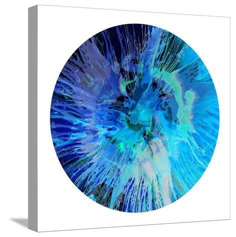 Circular Motion VII-Josh Evans-Stretched Canvas Print