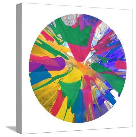 Circular Motion VIII-Josh Evans-Stretched Canvas Print