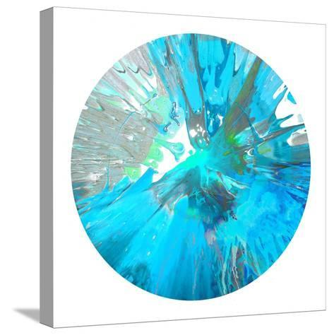 Circular Motion IX-Josh Evans-Stretched Canvas Print
