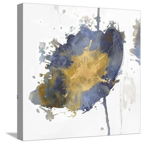 Flower Burst III-Vanessa Austin-Stretched Canvas Print