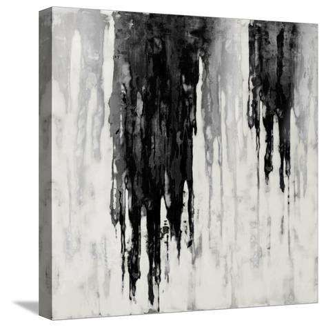 Neutral Space Noir I-Tom Conley-Stretched Canvas Print