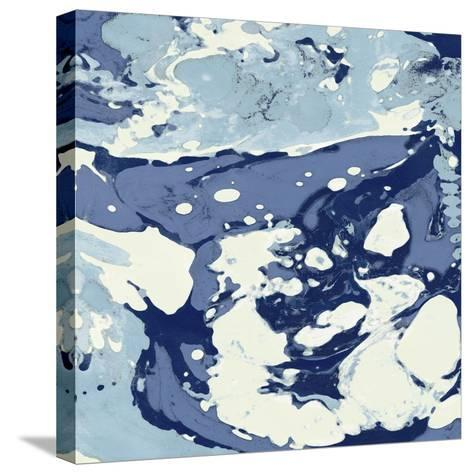 Marbleized IV-Danielle Carson-Stretched Canvas Print