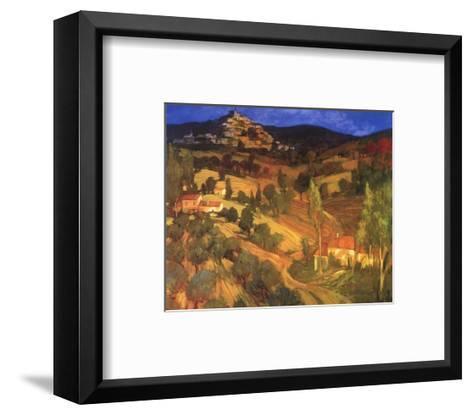 Provencal Landscape-Philip Craig-Framed Art Print