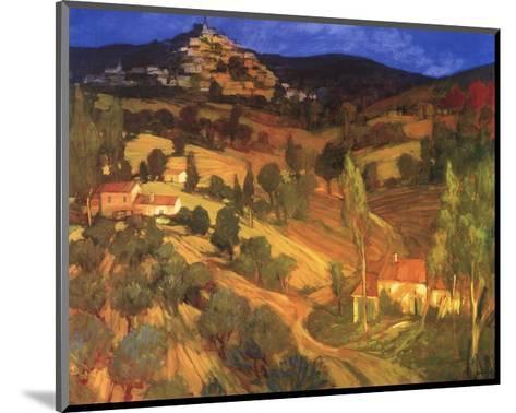 Provencal Landscape-Philip Craig-Mounted Art Print