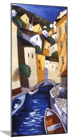 Ristorante-Miguel Freitas-Mounted Art Print