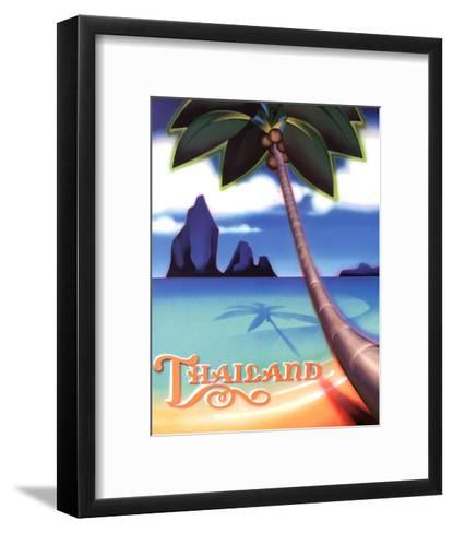 Thailand-Ignacio Zabaleta-Framed Art Print