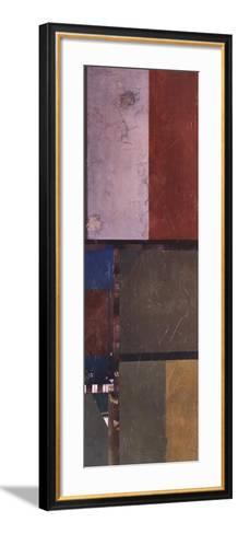 Transcending Borders Past-Betty Johnson-Framed Art Print
