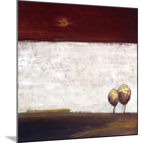 Treetops II-Ursula Salemink-Roos-Mounted Art Print