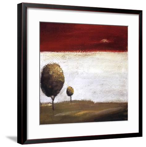 Treetops IV-Ursula Salemink-Roos-Framed Art Print