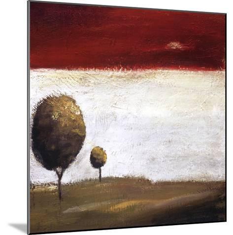 Treetops IV-Ursula Salemink-Roos-Mounted Art Print