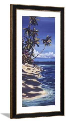 Tropical Retreat II-Dana Ridenour-Framed Art Print