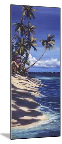 Tropical Retreat II-Dana Ridenour-Mounted Art Print