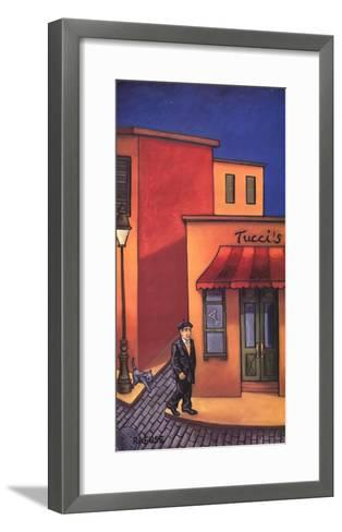 Tucci's-Will Rafuse-Framed Art Print