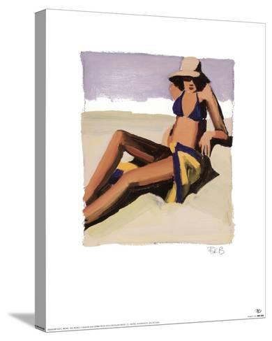 San Tropez II-Brenda K^ Bredvik-Stretched Canvas Print