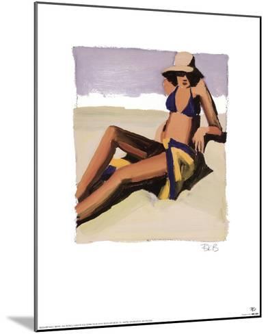 San Tropez II-Brenda K^ Bredvik-Mounted Art Print