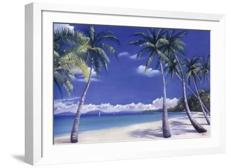 Secluded Cove-Paul Kenton-Framed Art Print