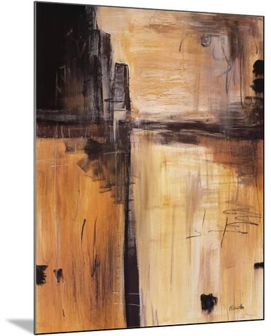 Urban Reflections I-Mark Pulliam-Mounted Art Print