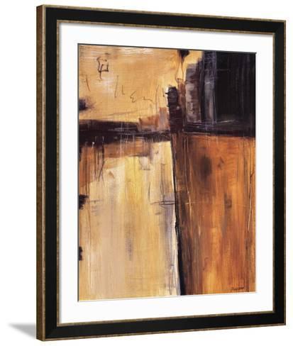 Urban Reflections II-Mark Pulliam-Framed Art Print