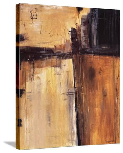 Urban Reflections II-Mark Pulliam-Stretched Canvas Print
