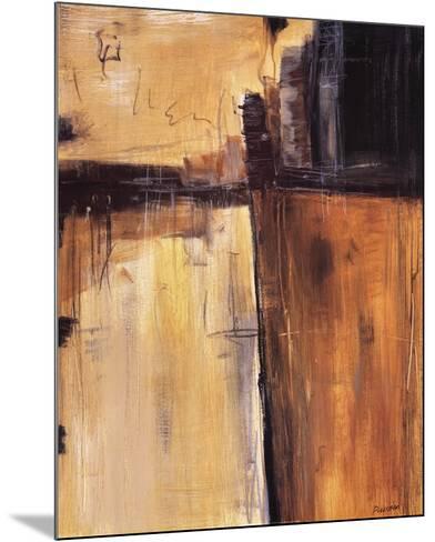 Urban Reflections II-Mark Pulliam-Mounted Art Print
