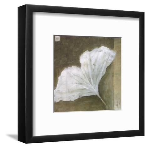 Soothing Ginko-Ursula Salemink-Roos-Framed Art Print