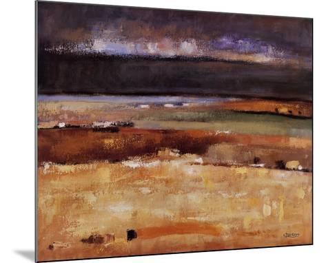 Stormy Day-Santiago Izquierdo-Mounted Art Print