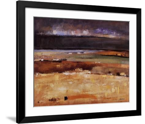 Stormy Day-Santiago Izquierdo-Framed Art Print