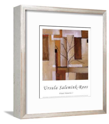 Winter Memories I-Ursula Salemink-Roos-Framed Art Print