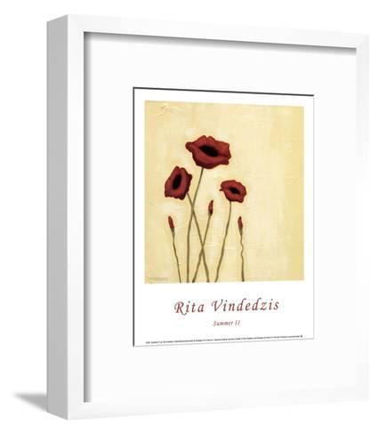 Summer II-Rita Vindedzis-Framed Art Print