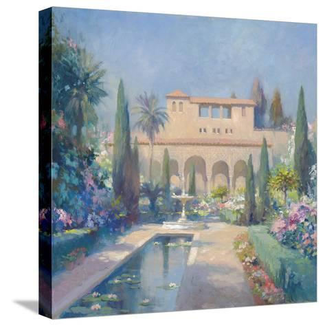 Grandeur Reflected-Michael Alford-Stretched Canvas Print