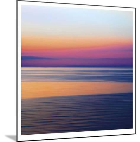 Colorful Horizons III-John Rehner-Mounted Limited Edition