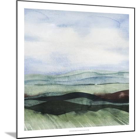 Jeweltone Ridges I-Grace Popp-Mounted Giclee Print