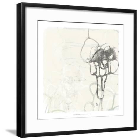 Marginal Boundary I-June Erica Vess-Framed Art Print