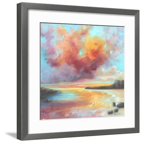 Storm's End-Marabeth Quin-Framed Art Print