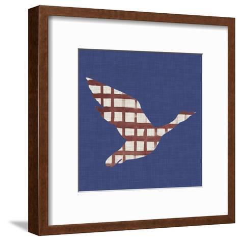 Lakeside Silhouette I-Grace Popp-Framed Art Print