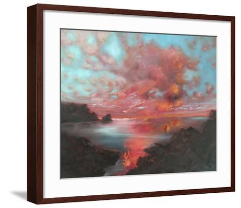 Nothing Has Ever-Marabeth Quin-Framed Art Print