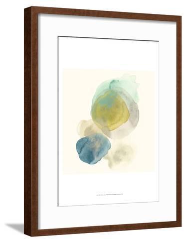 Fluid Geology I-June Erica Vess-Framed Art Print