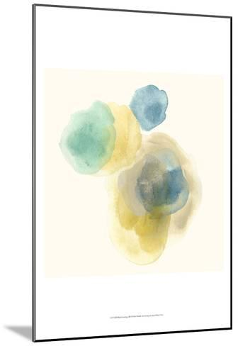 Fluid Geology III-June Erica Vess-Mounted Art Print