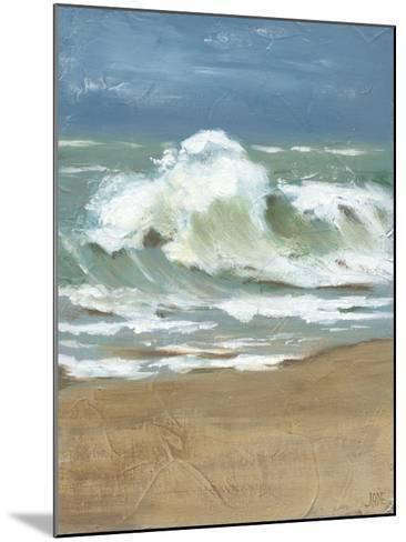Waves II-Jade Reynolds-Mounted Art Print