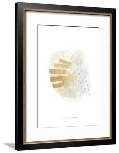 Saffron Energy I-June Erica Vess-Framed Art Print
