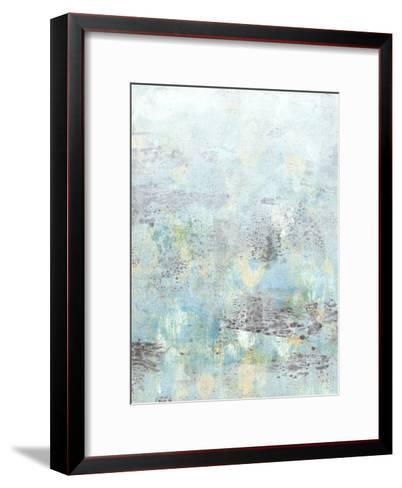 Cerulean Reflections II-Naomi McCavitt-Framed Art Print