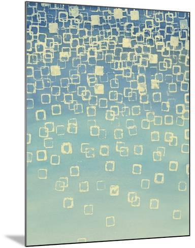 Faded Axioms I-Vanna Lam-Mounted Giclee Print
