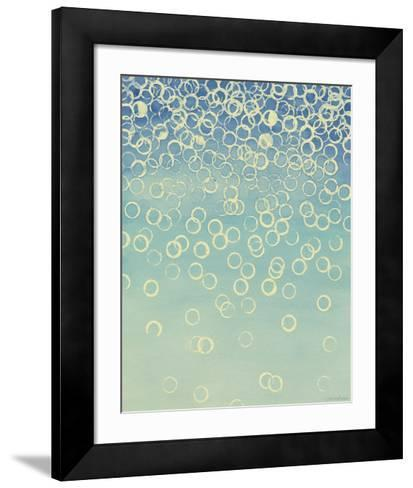 Faded Axioms II-Vanna Lam-Framed Art Print