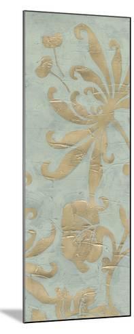Graceful Garden Triptych II-June Erica Vess-Mounted Giclee Print