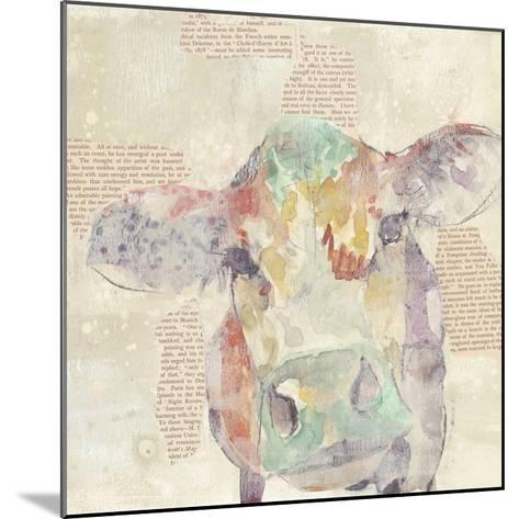Farm Collage IV-Jennifer Goldberger-Mounted Art Print