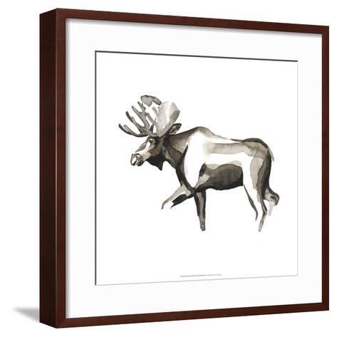 Watercolor Woodland III-Grace Popp-Framed Art Print